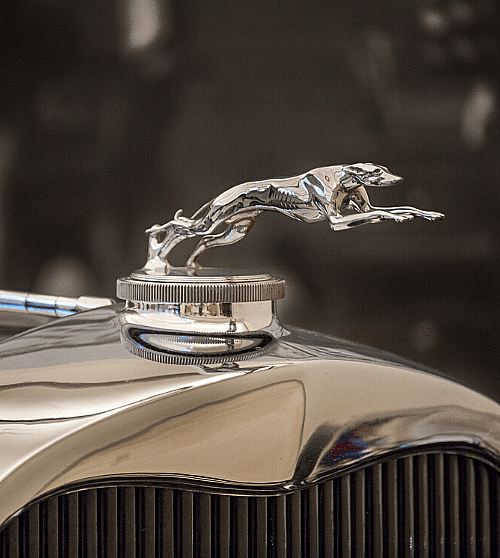 Cast in Chrome: The Art of Hood Ornaments