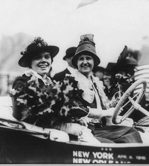 <em>Driving the Disenfranchised—The Automobile's Role in Women's Suffrage</em>