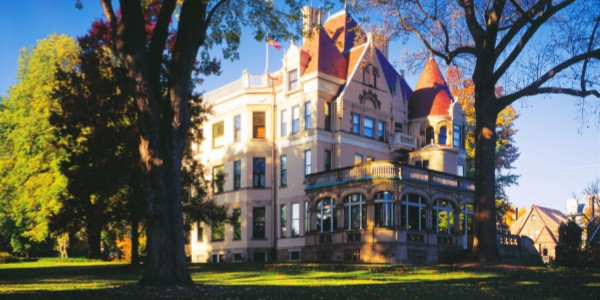 The Home Of Henry Clay Frick Family From 1882 1905 This Meticulously Restored 22 Room Mansion Features An Impressive Array Fine And Decorative Art