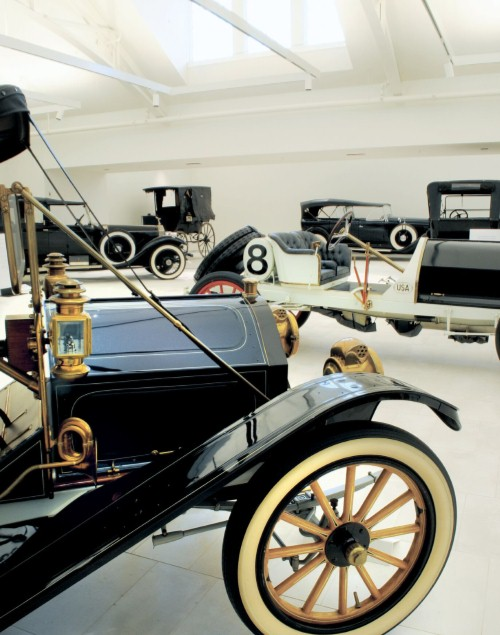 Car And Carriage Museum