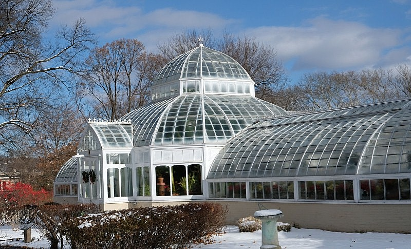 Admirable Greenhouse And Gardens The Frick Pittsburgh Home Interior And Landscaping Mentranervesignezvosmurscom