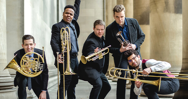 Music in the Museum: C Street Brass Quintet