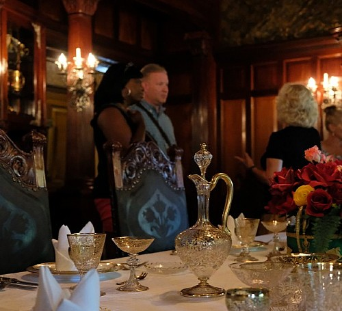 Clayton Tour: Life in the Gilded Age  (tour times vary)