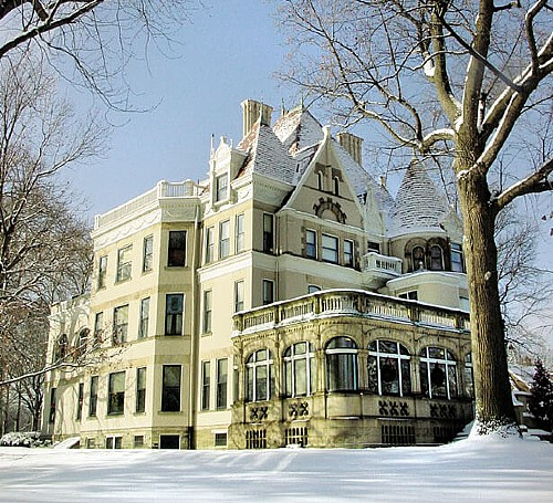Clayton Tour&mdash;<em>A Gilded Age Christmas: Holiday Traditions</em> (tour times vary)