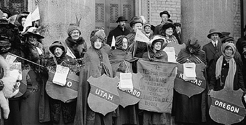 Suffragist vs. Suffragette: What is the Difference?