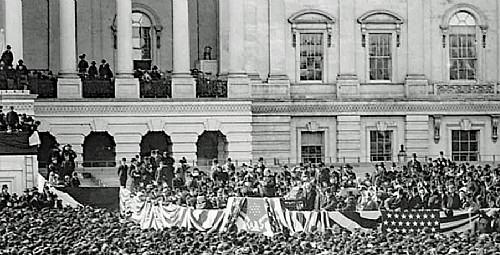 Partying with the Presidents Podcast: Inauguration Day, March 4, 1897