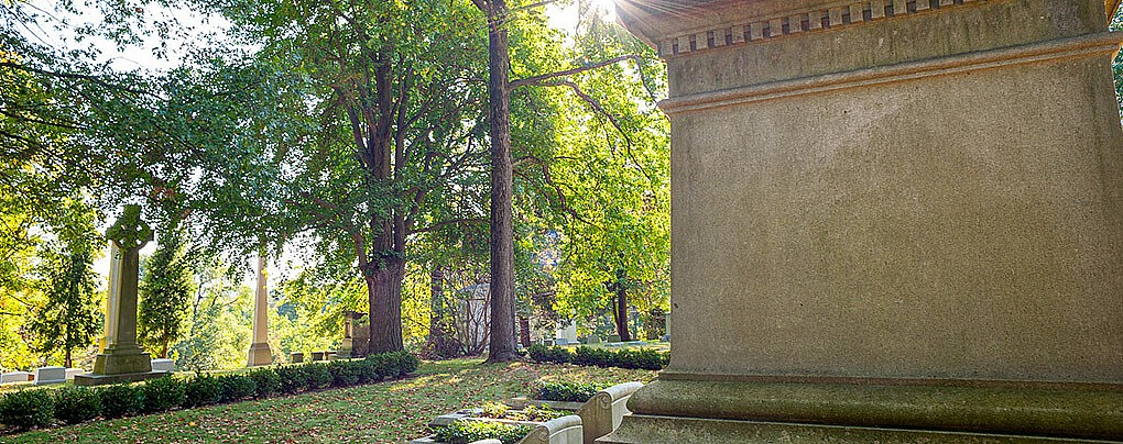 Memory and Mourning: A Frick History of Homewood Cemetery
