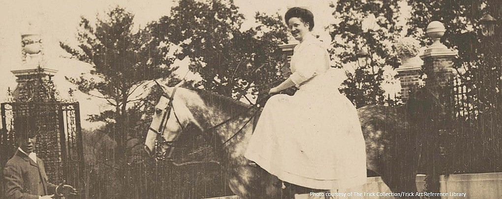 Driving Herself: Adelaide Howard Childs Frick's Love of Horses