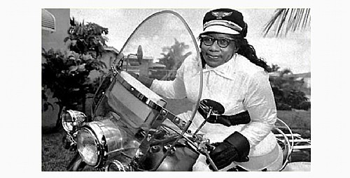 Women's History Month Highlight: The Motorcycle Queen of Miami